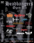 Headbangers Open Air - XI (2008 = Picture/Sodom/Mortal Sin/Lethal) (Imp/Duplo - DVD Sistema PAL)