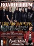 Roadie Crew - N° 206 (Capa = Dream Theater/Poster Nightwish - Março 2016)