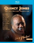 Quincy Jones - The 75Th Birthday Celebration (Live At Montreux 2008) (Nac/Blu-Ray)