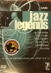 Jazz Legends - On The Live Side From Around The World (Ron Carter/Koinona = 12 Of 13) (Nac/Digi = DVD)