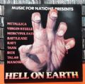 Hell On Earth - Various (Music For Nations Presents = Metallica, Mercyful Fate, Virgin Steele, Manowar) (Imp/Vinil - Com Encarte)