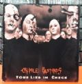 Cripple Bastards - Your Lies In Check (Haunted House Records - 69 Songs) (Imp/Vinil - Com Encarte)