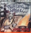 Municipal Waste - Waste Em All (Six Weeks, 2003) (Imp/Vinil Azul - Com Encarte)