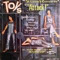 The Toys - The Toys Sing A Lover´s Concerto And Attack (Sundazed Music, 1994 Reissue-Yesterdazed Series) (Imp)