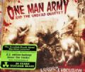 One Man Army - Error In Evolution (3 Live Bonus/The Crown-Nuclear Blast, 2007) (Imp)