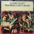 Robert Plant - Ten From Forty Seven (Led Zeppelin/BMG Ariola) (Nac/Vinil - Com Encarte)