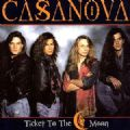 Casanova - Ticket To The Moon (WEA Records, 1997) (Imp)