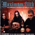 Cradle Of Filth - Maximum Filth (Chrome Dreams, 1999 - Unofficial Interviews & Biography CD-With Free Poster) (Imp/Slip)