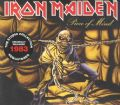 Iron Maiden - Piece Of Mind (1983, The Studio Collection - Remastered) (Nac/Digi)