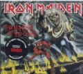 Iron Maiden - The Number Of The Beast (1982, The Studio Collection - Remastered) (Nac/Digi)