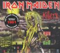Iron Maiden - Killers (1981, The Studio Collection - Remastered) (Nac/Digi)