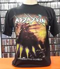 Assassin - Breaking The Silence (Camiseta Manga Curta - Tamanho G/Importada)