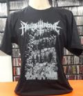 Hellishthrone - The Book Of The Dead (Camiseta Manga Curta - Tamanho G)