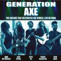 Generation Axe - The Guitars That Destroyed The World : Live In China (Bittencourt, Wylde, Steve Vai, Yngwie Malmsteen & Tosin Abasi) (Nac)