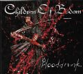 Children Of Bodom - Blooddrunk (Spinefarm Records, 2008 Limited Edition = 1 Bonus With Blooddrunk 5.1 Mix And New Videos) (Imp-Digi = CD + DVD)