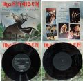 Iron Maiden - Bring Your Daughter...To The Slaughter (EMI, 1990 - Single Sided-Autographed Etched Edition) (Imp/Compacto)