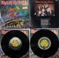 Iron Maiden - Run To The Hills (EMI, 1982 - 45 RPM) (Imp/Compacto - Usado)