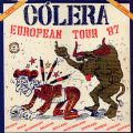 Cólera - European Tour 87 (Nac)