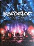 Kamelot - I Am The Empire (Live From 013 - September, 2018) (Nac/Digipack = 2 CD´s + 1 DVD/Embalagem Formato DVD)