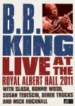 BB King - Live At The Royal Albert Hall 2011 (Slash/Tedeschi/Derek Trucks) (Nac/DVD)