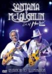 Santana & McLaughlin - Invitation To Illumination (Live At Montreux 2011) (Nac DVD)