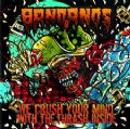 Bandanos - We Crush Your Mind With The Thrash Inside (Nac/Vinil Laranja - Com Encarte)