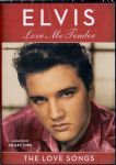 Elvis Presley - Love Me Tender (The Love Songs - 22 Clips) (Nac DVD)