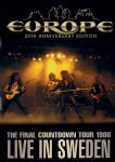 Europe - The Final Countdown Tour 1986-Live In Sweden (20th Anniversary Edition) (Imp DVD)