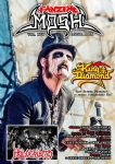 Fanzine Mosh - Vol. XVI - Anno XXIX (Capa King Diamond)