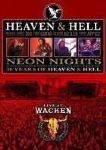 Heaven & Hell - Neon Nights (Live At Wacken - 30 Years Of Heaven & Hell/Black Sabbath-Dio) (Nac DVD)