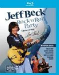 Jeff Beck - Rock´N´Roll Party (Honoring Les Paul - With Imelda May, Brian Setzer, Tromboni Shorty) (Imp/Blu-Ray)