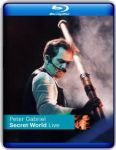 Peter Gabriel - Secret World Live (Nac/Blu-Ray)