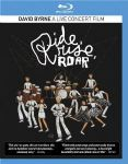 David Byrne - Ride Rise Roar (a Live Concert Film) (Nac/Blu-Ray)