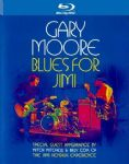 Gary Moore - Blues For Jimi (Feat. Mitch Mitchell & Billy Cox) (Nac/Blu-Ray)