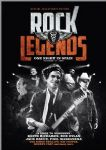 Rock Legends - One Night In Spain (Keith Richards, Bobo Dylan, Jack Bruce) (Nac DVD)