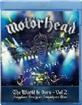 Motorhead - The World Is Ours Vol. 2 (Anyplace Crazy As Anywhere Else) (Nac/Blu-Ray)