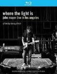 John Mayer - Where The Light Is (Live In Los Angeles) (Nac/Digi Blu-Ray)
