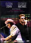 Elton John & George Michael - Live In Wembley Arena (Aids Day Benefit Concert) (Nac DVD)