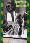Lightnin Hopkins And Roosevelt Sykes - Masters Of The Country Blues (Imp DVD)