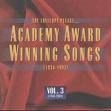 Academy Award Winning Songs - 1934/1993 (Vários = Bing Crosby/Judy Garland/Stevie Wonder = 60 Songs) (Imp/Box = 5 CD´s + Book)
