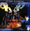 Le Orme - In Concerto (1974, Roma - Phillips First Cd Reissue-1990) (Imp)