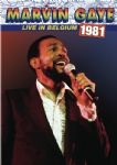 Marvin Gaye - Live In Belgium 1981 (Zomerhappening & Folllies) (Imp DVD)