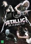 Metallica - Live In Atlantic City (Full Concert - 20 Songs) (Nac DVD)