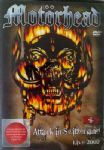 Motorhead - Attack In Switzerland Live 2002 (Imp DVD)