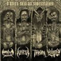 Orgia Nuclear/Arma/Thrashera/Deathcharge - O Grito Do Subterrâneo (4 Way Split CD) (Nac)