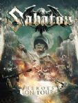 Sabaton - Heroes On Tour (Live At Wacken 2015 & Sabaton Open Air 2015) (Nac/Duplo DVD + 1 CD)
