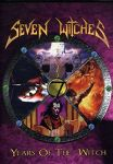 Seven Witches - Years Of The Witch (Live Performance, Interviews & Bonus/Savatage) (Imp DVD)