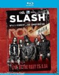 Slash - Live At The Roxy 9.25.14 (Feat. Myles Kennedy And The Conspirators) (Nac/Blu-Ray)