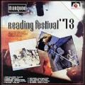 Various Artists - Reading Festival 73 (Rory Gallagher, Status Quo, The Faces = 9 Songs/See For Miles Reissue 1992) (Imp)