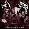 Arma & Dulvel - Satanik Black Rock´n´Roll (Split CD) (Nac)